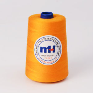 Manufacturer of 20/6 20s/6 Spun Polyester Sewing Thread pictures & photos