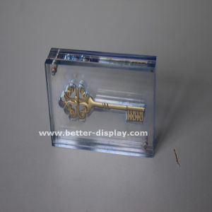 Custom Acrylic Logo Block Professional Manufacturers pictures & photos