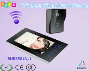 """2.4G 7"""" TFT Wireless Video Intercom Doorbell for Wide Applications pictures & photos"""