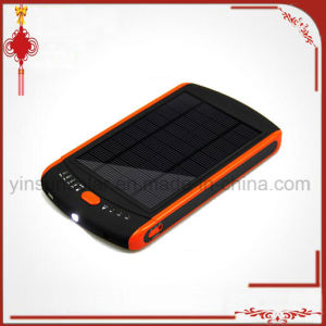 Solar Mobile Power Bank 23000mAh pictures & photos