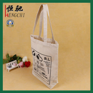 6oz Cotton Natural Color Handbag Canvas Shopping Bag pictures & photos