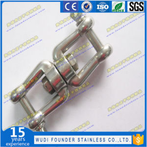 Stainless Steel Ss304 or Ss316 Eye and Jaw Swivel pictures & photos