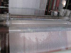 Fiberglass Net with Logo Printing, Fiberglass Plater Mesh Fabric pictures & photos