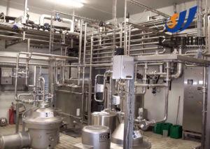 Yogurt Production Line Uht Milk Processing Machinery pictures & photos