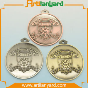 Customer Design Logo Metal Medal pictures & photos