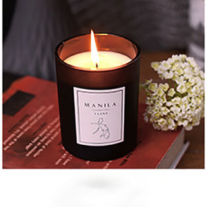 Aromatherapy Glass Candle pictures & photos