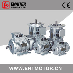 IP55 Alu Housing 3 Phase Electrical Motor pictures & photos