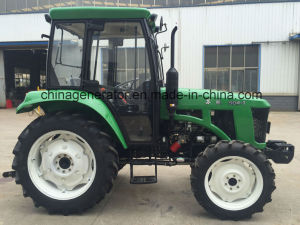 Suyuan Sy-504-1 4WD Agricultural Farm Wheeled Tractor pictures & photos
