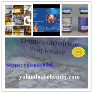 Anti-Estrogenic Drug Injection Steroid Drostanolone Propionate (Masteron) 100mg CAS521-12-0 pictures & photos