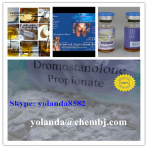 Top Purity Steroid Powder Masteron Drostanolone Propionate CAS 521-12-0 for Fat Loss Musle Strength pictures & photos