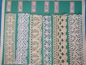 Computer Jacquard Lace Knitting Machine pictures & photos