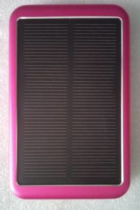 Solor Charger Sp-8000t with 6000mAh Li-Pol Power Bank