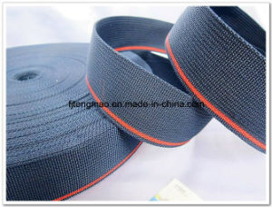 450d FDY Polypropylene Webbing Navy Blue pictures & photos