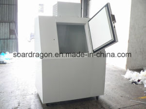 Ice Bag Storage Freezer of Embraco Compressor pictures & photos
