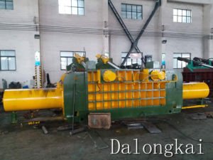 Y81K-600 Hydraulic Metal Baler Machine pictures & photos
