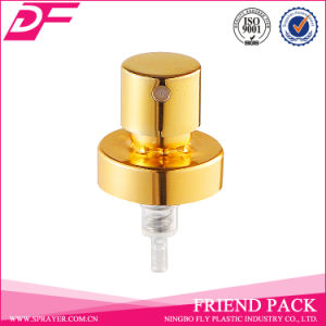 Fine Metal Silver Perfume Pump Sprayer for Cosmetic Packaging pictures & photos