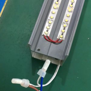 Special Grey Colour 5050 LED Strip Linear Light Surface Mount Hanging Installation pictures & photos