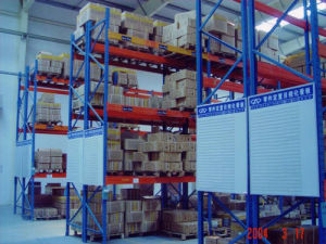 Pallet Racking for Warehouse and Logistic Racking pictures & photos