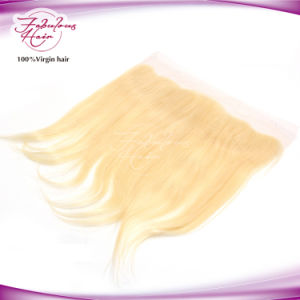 Best Selling Straight Brazilian 613# Blonde Lace Frontal pictures & photos