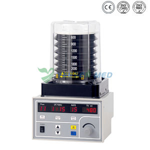 Veterinary Mobile Ysav600mv Anesthesia with Ventilator Anesthesia Machine Price pictures & photos