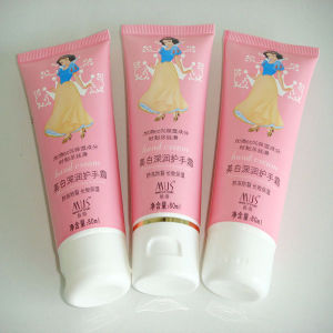 Offset Printing Cartoon Tube Cosmetic Containers pictures & photos
