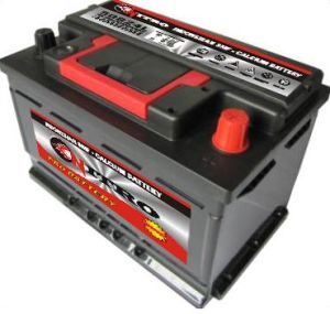 Wet Battery 58024 12V80ah pictures & photos