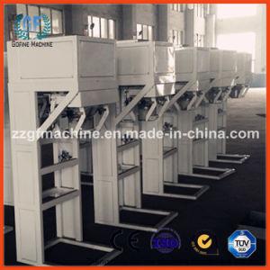 Semi-Automatic Granule Fertilizer Bagging Machine pictures & photos