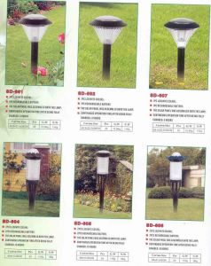 Solar Pathway Light with 360 Degree LED pictures & photos