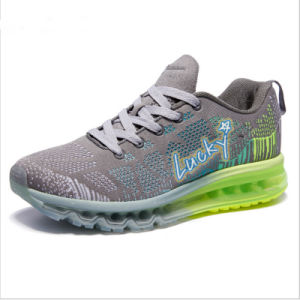 2017 New Running Shoes, Breathable Flyknit Sport Shoes, Zapatos pictures & photos
