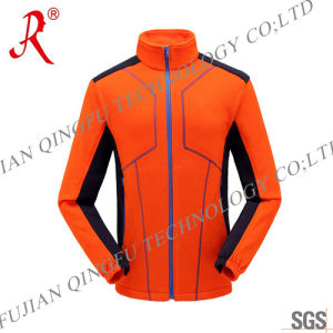 2015 Most Popular Winter Polar Fleece Jacket for Youth (QF-499)