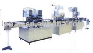 Automatic Filling Machine for Drinking Bottle (L-BF2000) pictures & photos