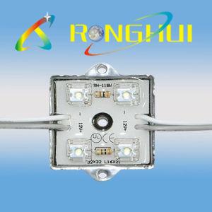 4PCS Metal Clad Piranha LED Module