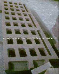 Casting Parts for Shredder Grate/Liner pictures & photos