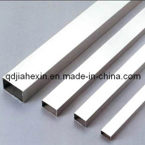 Rectangular Stainless Steel Pipe (13*26*0.5mm - 400*200*10mm) pictures & photos