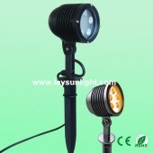Modern Style Mushroom Shape High Lumen Solar LED Garden Light