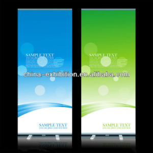 Advertising Aluminum Roll up Banner Stand (TY-ES-M042802) pictures & photos