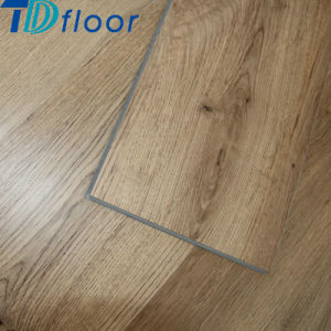 Wood Surface PVC Vinyl Plank Floor with Click Design pictures & photos