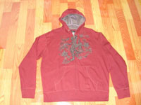 Fashion Embroidery Sweatshirt (F005) pictures & photos