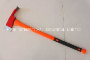 Chisel Axe with Fiberglass Handle pictures & photos