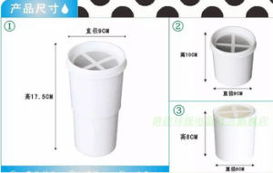 Dispenser Water Purifier Bottle with Filter Active Carbon, Mineral Ball pictures & photos
