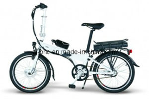 High Quality, Pretty E Bike with Battery Powered (BHC-XYTDM202Z)