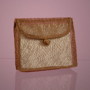 Fashion Random Weave Envelope Pouch (AM-MB001)