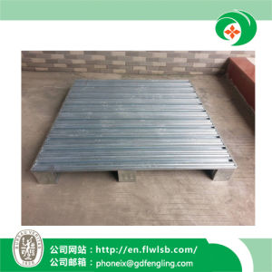 Galvanized Pallet for Transportation with Ce Approval by Forkfit pictures & photos