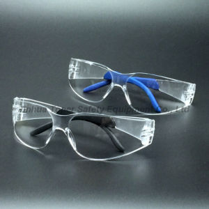Clear Color Prescription Safety Glasses with Polycarbonate Lens (SG104) pictures & photos