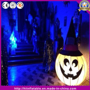 Hot LED Lighted Inflatable Pumpkin for Halloween Decoration pictures & photos
