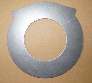 Friction Disc for Tractors Swaraj Steel Plate