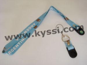 Printed Lanyard Keychain Passholder Ticket Holder Neckstrap