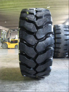 OTR Tyre, L-5 Tyre Earthmover Tyre 20.5r25 23.5r25 Tl/Tubeless Tyre for Heavy Loader pictures & photos