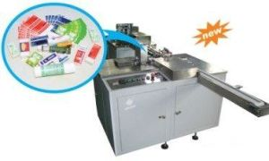 Stationery Paper Sleeve and Cellophane Wrapping Machine (Sinyo-60 pictures & photos
