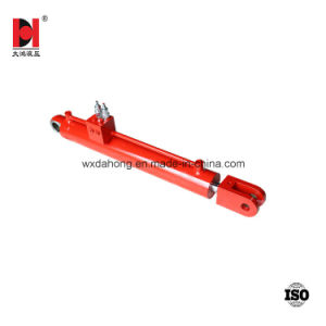 China Double Acting Hydraulic Cylinder for Welding Machine with Valve